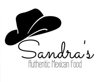 Sandra's Authentic Mexican Food Logo